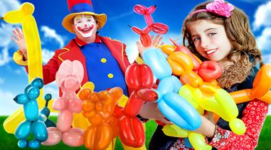 COOL BALLOON ANIMALS